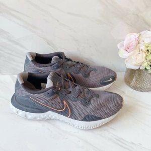 🆕Nike Renew Run Grey Metallic Running Shoes